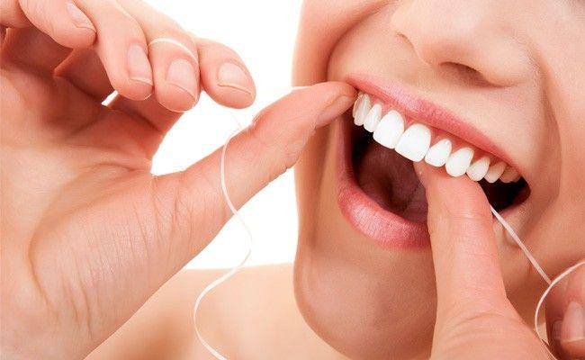 Como Utilizar o Fio Dental Corretamente