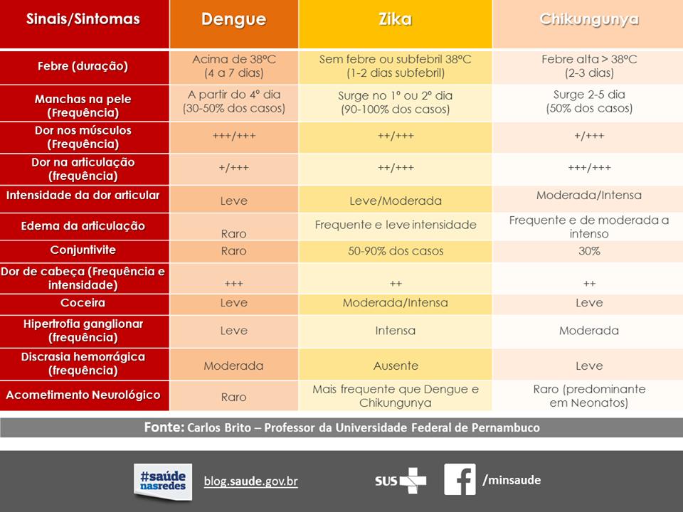 Dengue, Zica, Chikungunya e Mayaro - entenda a diferença e a importância do diagnóstico dessas doenças 1
